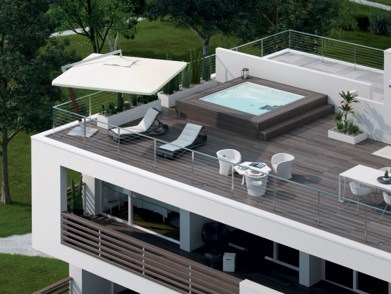 Building A Soleis For Residence Luxury Resort In Italy